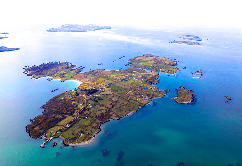 Heir Island Retreat Situated On An Island Within Roaring Water Bay West Cork
